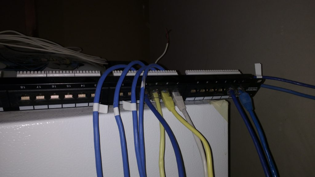 patch panel 2
